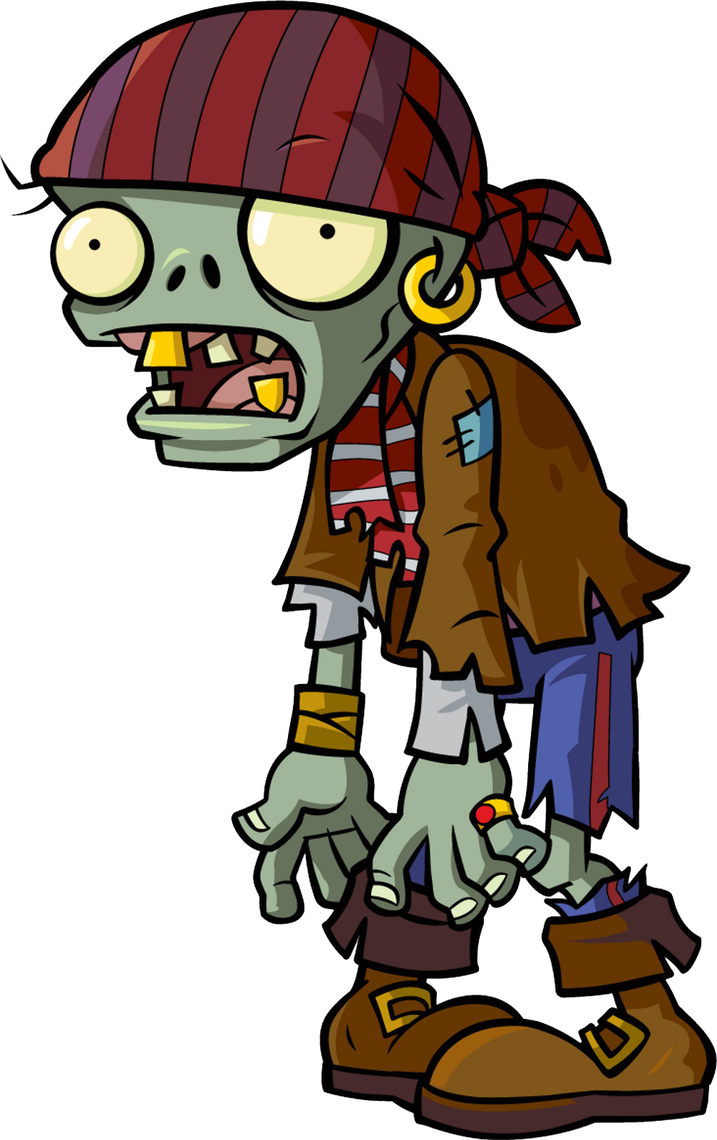 Icons] Plants Vs Zombies's png icons | Plants Vs Zombies Zombie Head Png