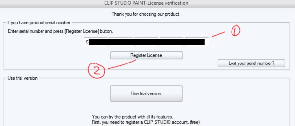 clip studio paint license crack